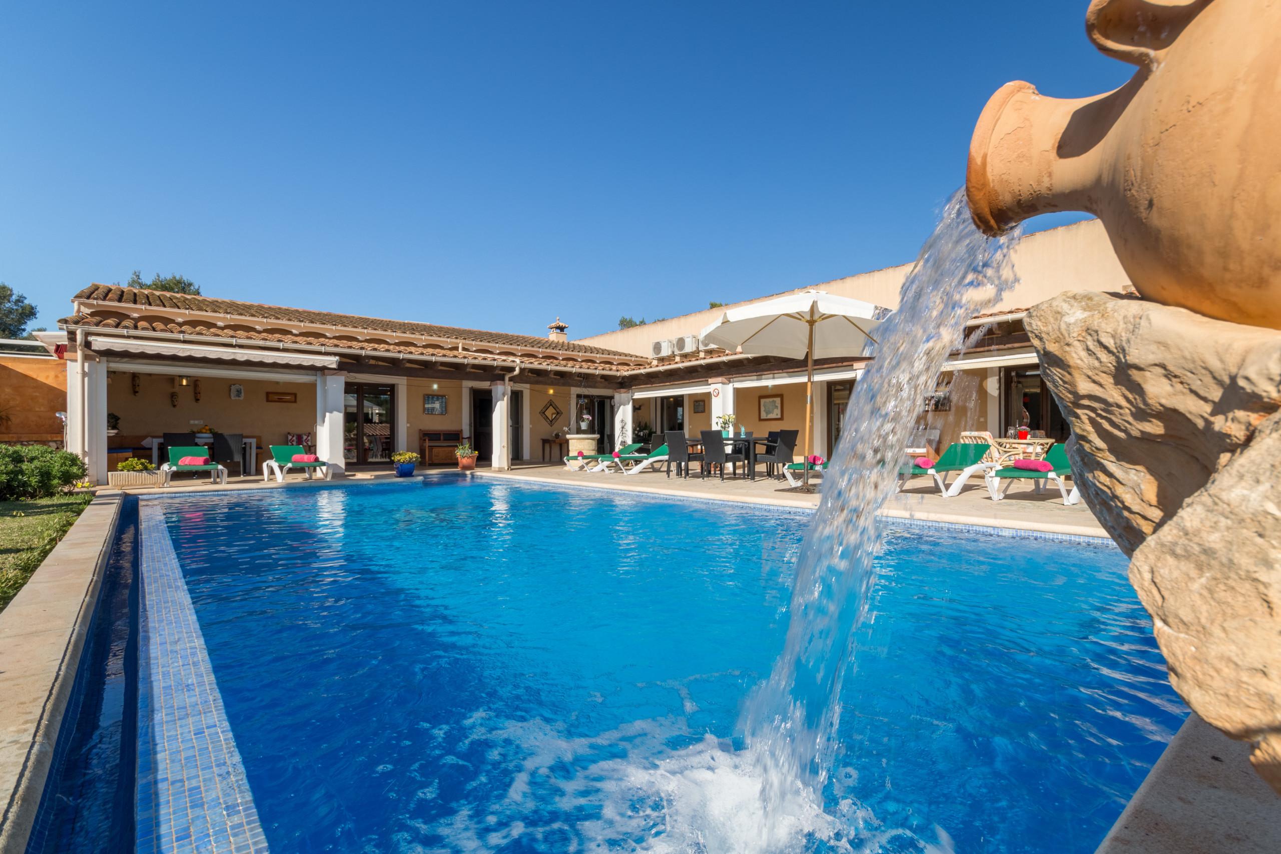 à Portocolom - Casa Toni Isabel, Chalet 5StarsHome Mallorca