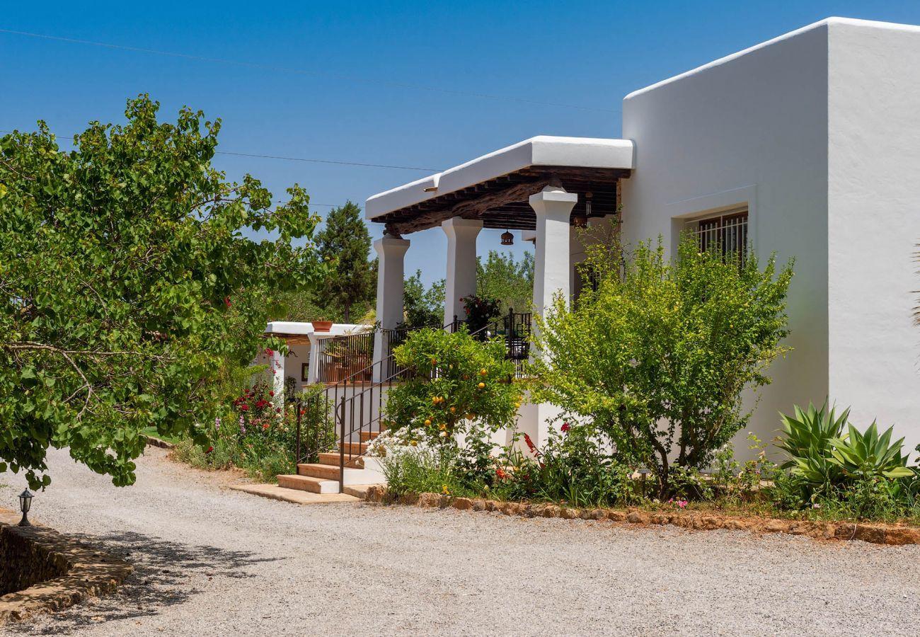 Villa à Santa Gertrudis - VILLA CURREU III