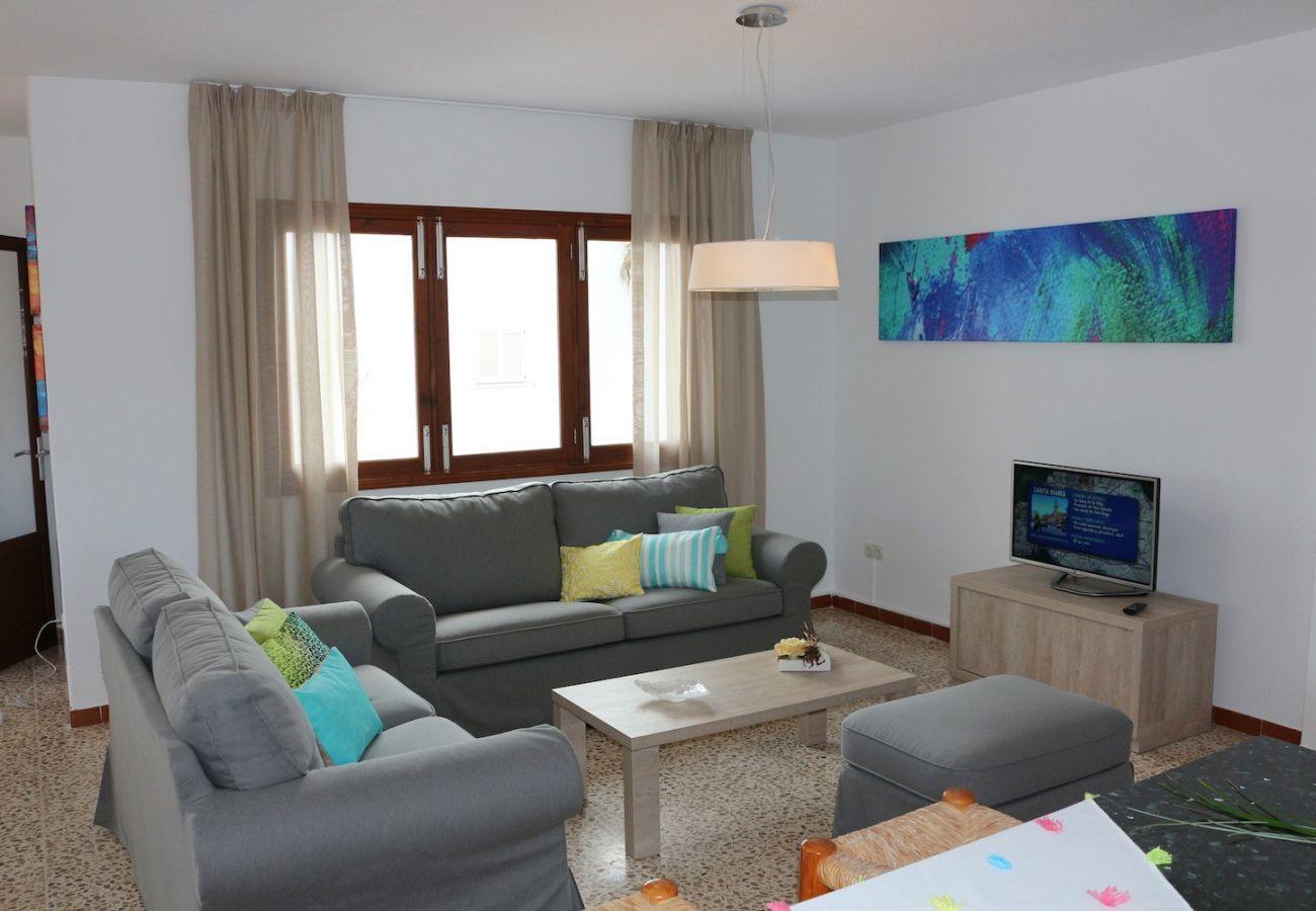 Maison à Platja de Muro - Violeta Beach House GF, Villa 5StarsHome Mall