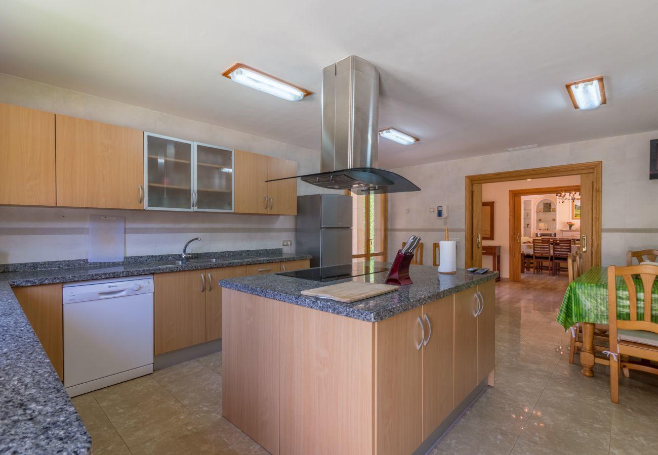 Villa à Sa Pobla - La Romana, Finca 5StarsHome Mallorca