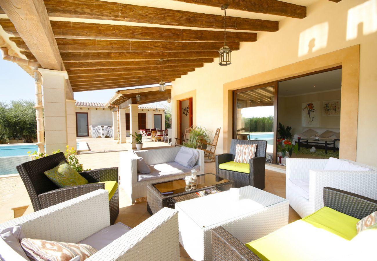 Gîte Rural à Selva - Sa Xabola, Finca 5StarsHome Mallorca
