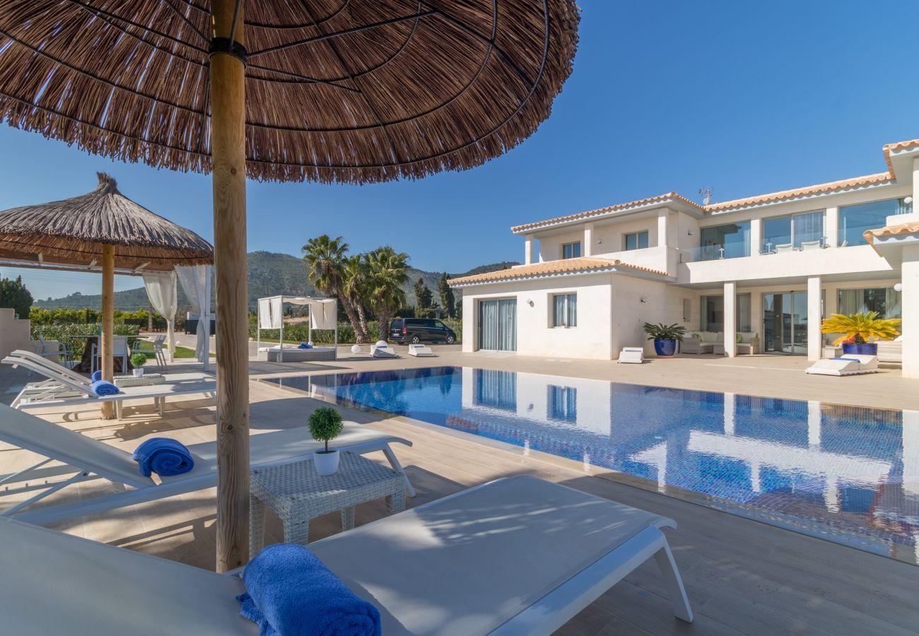 Villa à Inca - Eden Son Frare, Finca-Villa 5StarsHome Mallorca