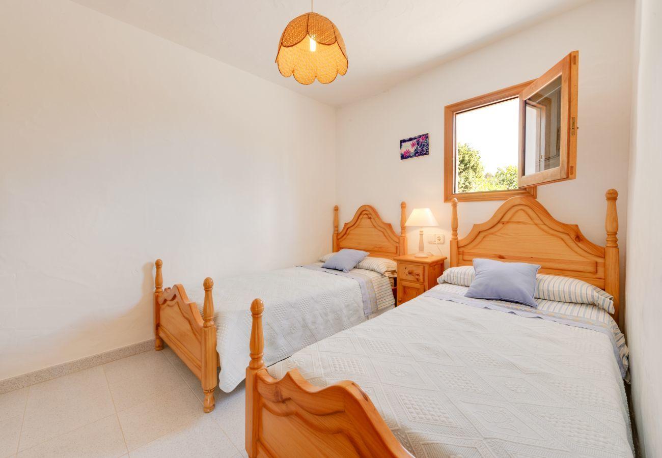 Gîte Rural à Sant Josep de Sa Talaia - Finca Romero II, Villa-Finca 5StarsHome Ibiza