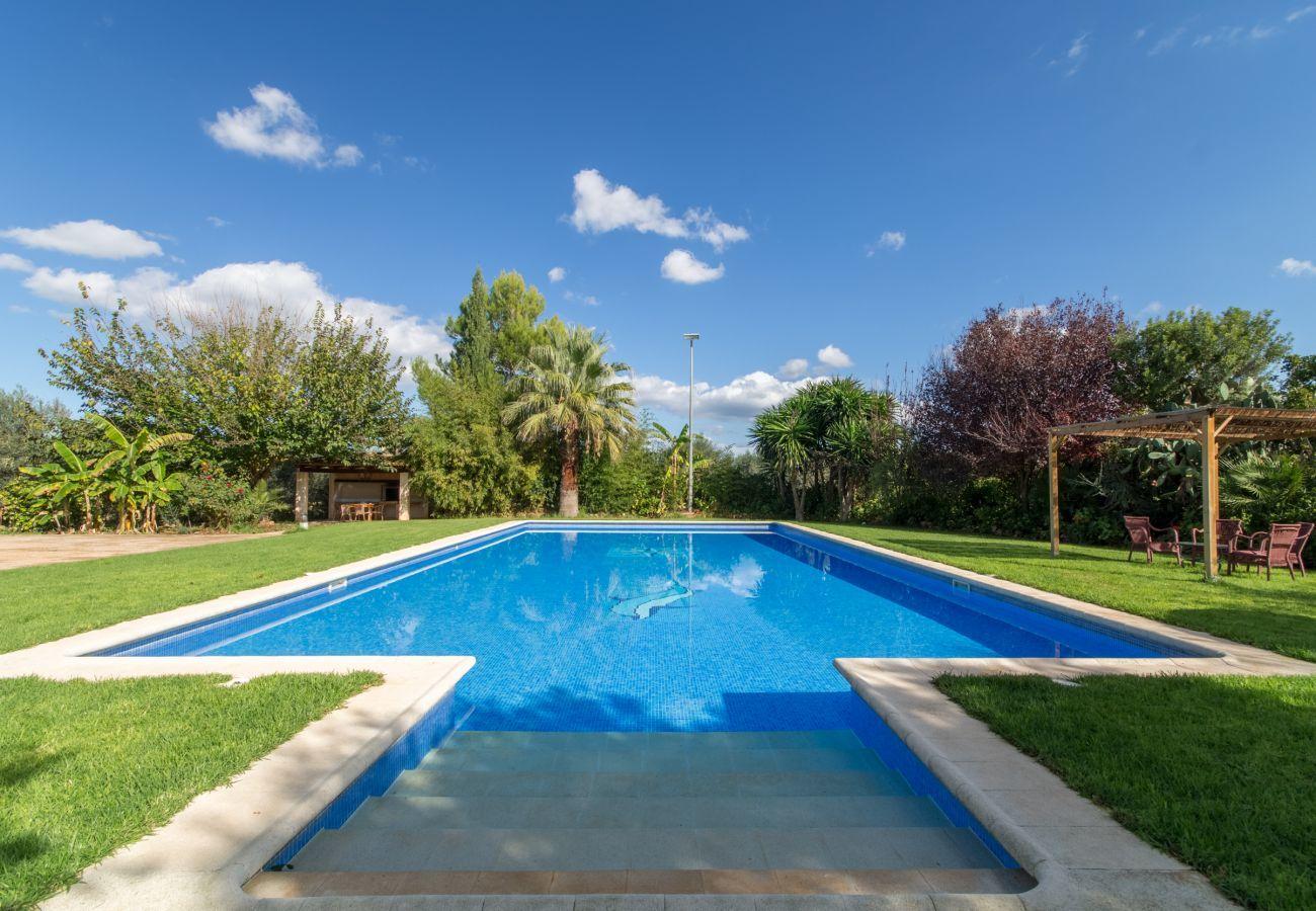 Gîte Rural à Buger - Sa Rata (Can Berguins), Finca 5StarsHome Mallorca