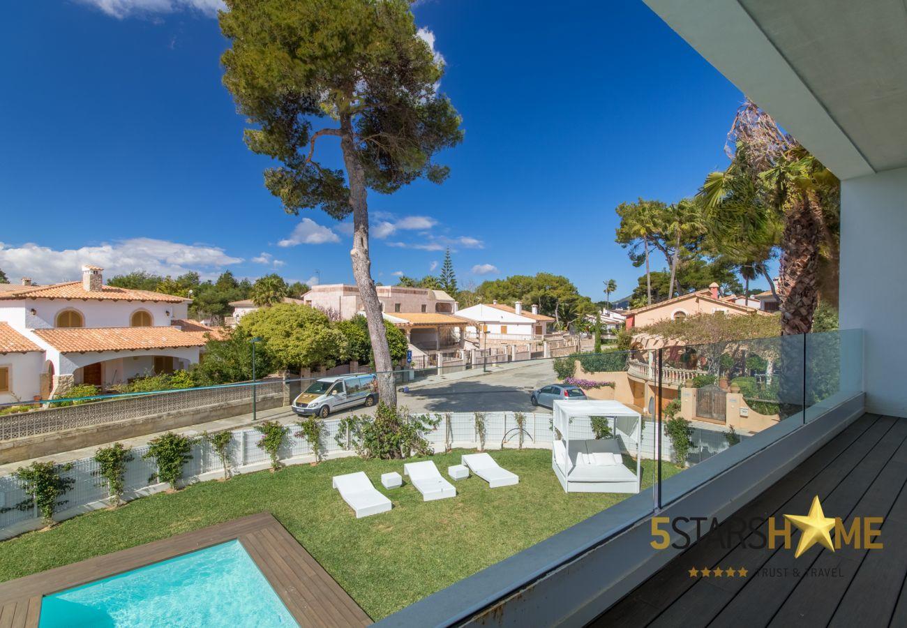 Villa à Muro - Cuc de Mar, Villa 5StarsHome Mallorca