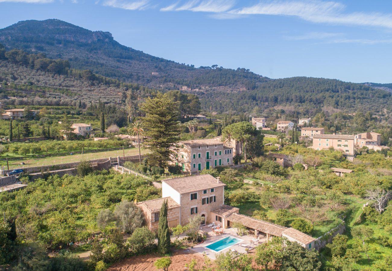 Gîte Rural à Sóller - Sa Frontera, Finca 5StarsHome Mallorca