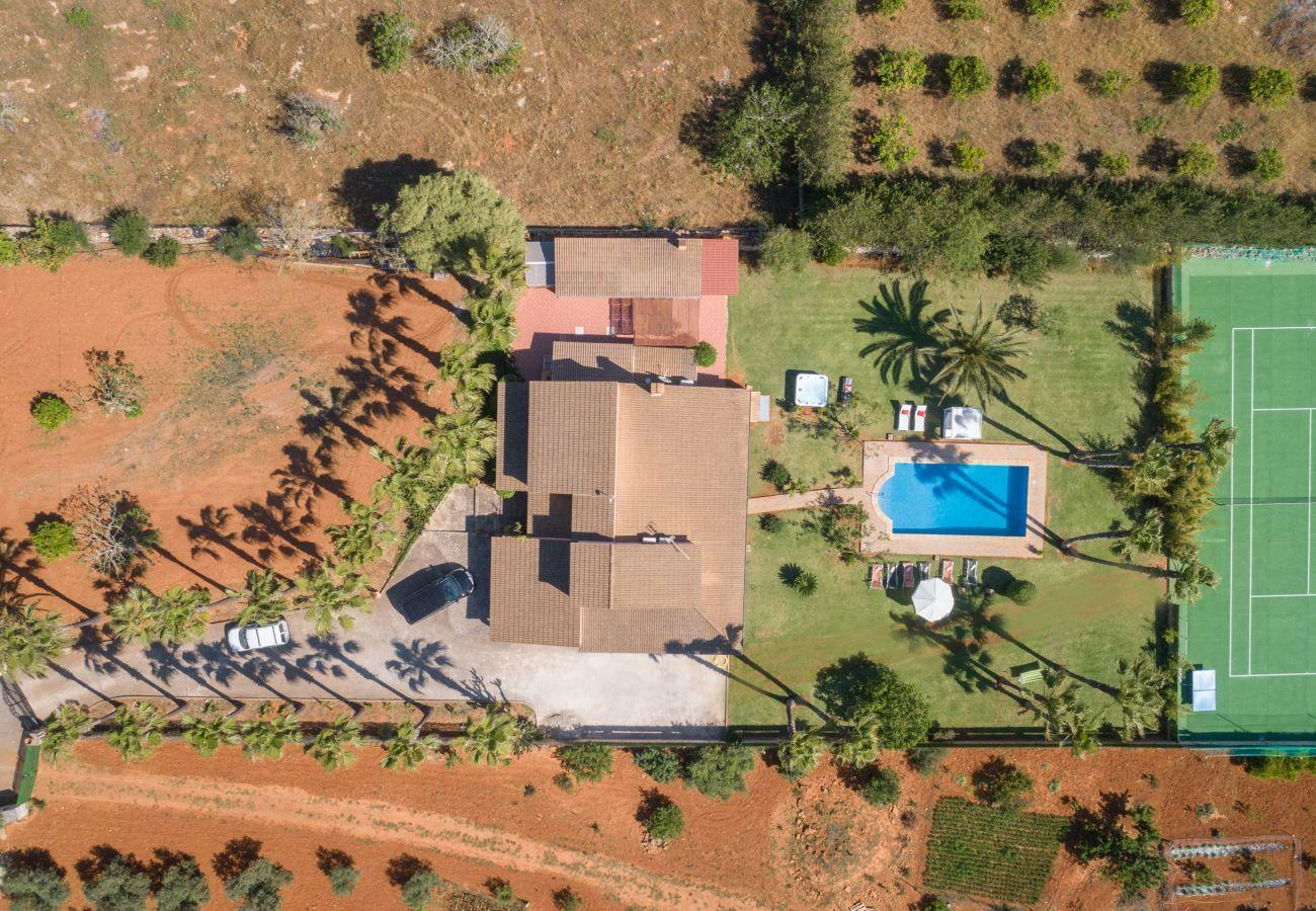 Gîte Rural à Santa Margalida - Can Pedro de Duri, Finca 5StarsHome Mallorca