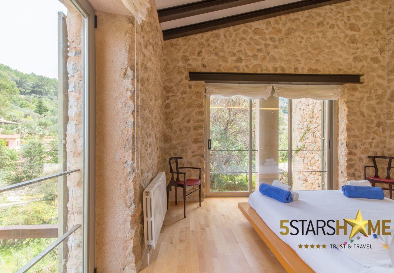 Villa à Estellencs - Es Port Cala Estellencs, Villa-Finca 5StarsHome Ma