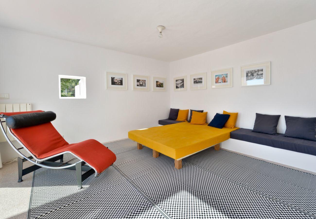 Villa à Ibiza - Broner Bauhaus, Villa 5StarsHome Ibiza