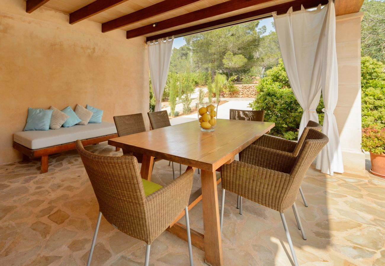 Villa à Sant Josep de Sa Talaia - Can Cunsey, Villa 5StarsHome Ibiza