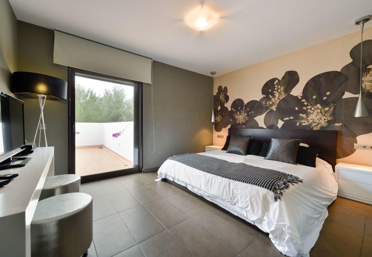 Villa à Santa Gertrudis - Can Carabasso, Villa 5StarsHome Ibiza