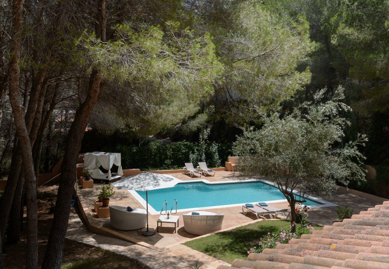 Villa à San Carlos/ Sant Carles de Peralta - Acapulco, Villa 5StarsHome Ibiza