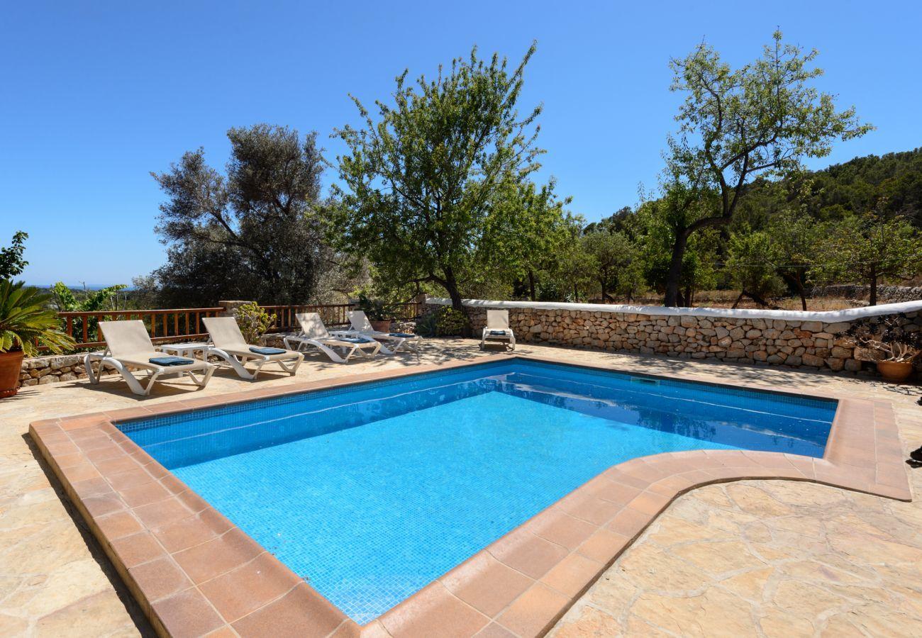 Gîte Rural à San Carlos/ Sant Carles de Peralta - Can Miguel, Finca 5StarsHome Ibiza