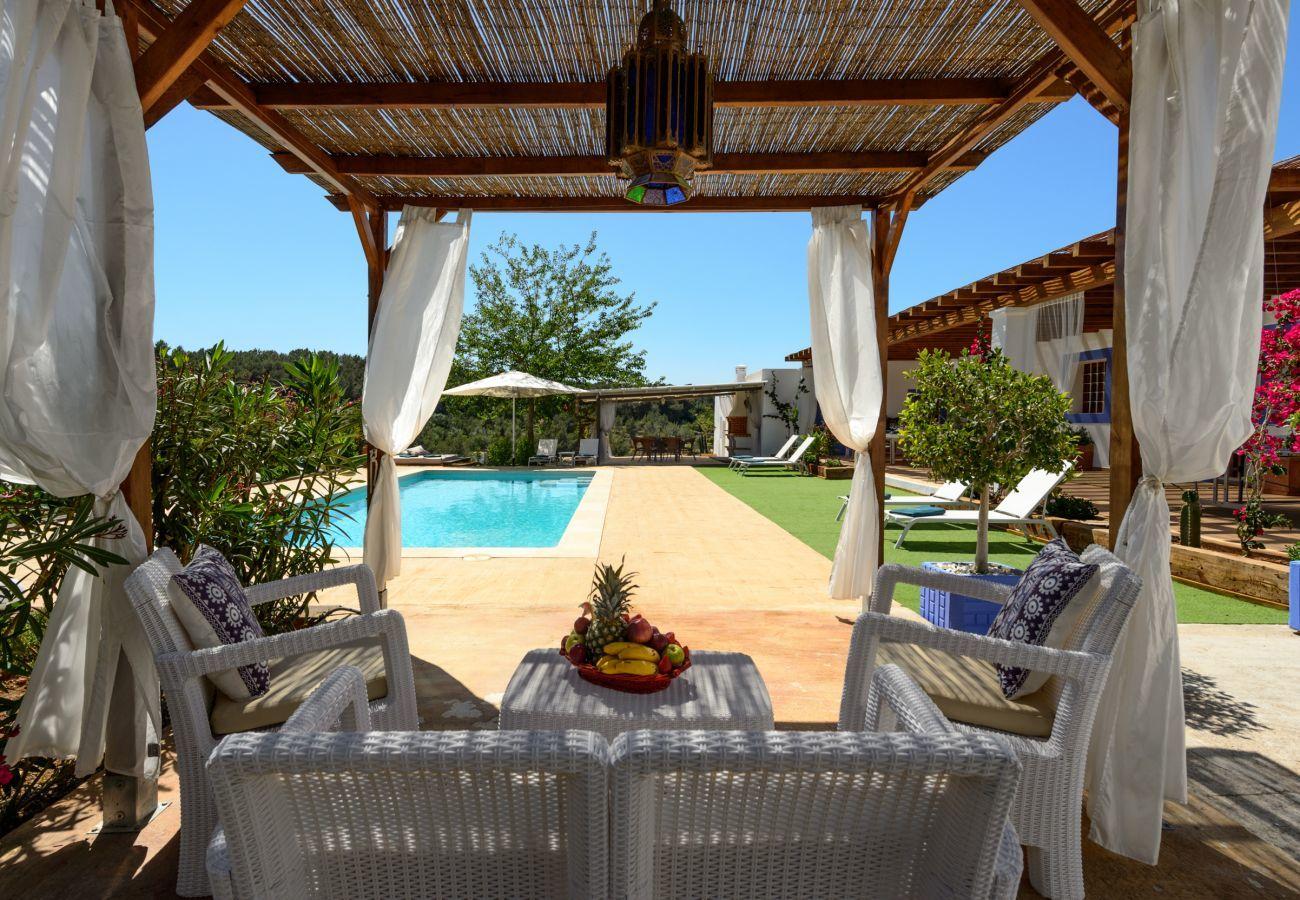 Villa à Santa Eulalia des Riu - Can Torres, Villa 5StarsHome Ibiza