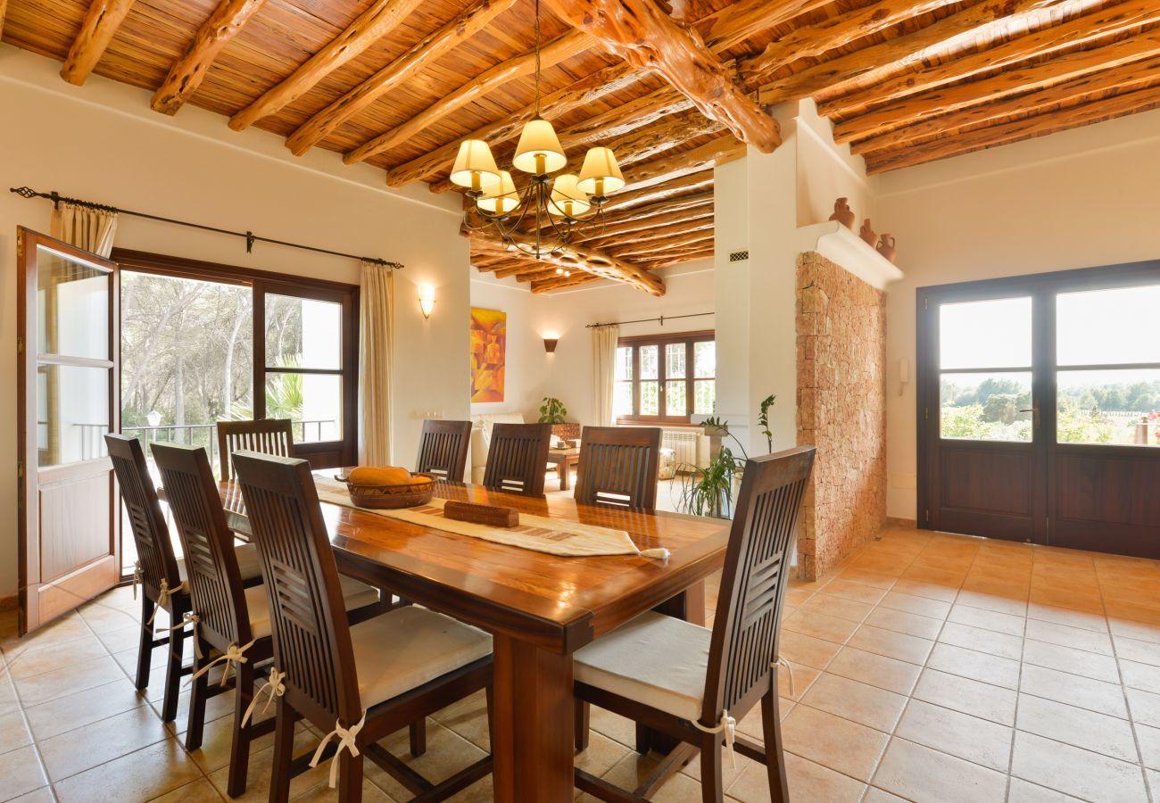 Villa à Santa Gertrudis - Curreu III, Villa 5StarsHome Ibiza