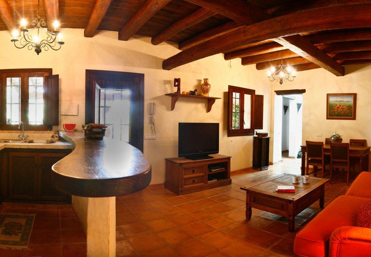 Villa à Santa Eulalia des Riu - Can Niko, Finca 5StarsHome Ibiza