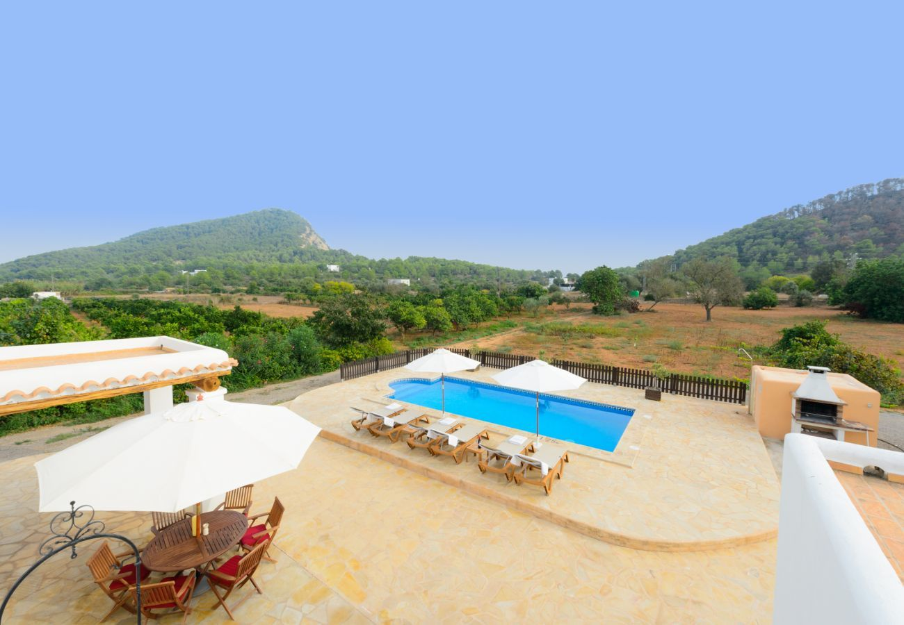 Villa à Santa Eulalia des Riu - Los Naranjos, Villa 5StarsHome Ibiza
