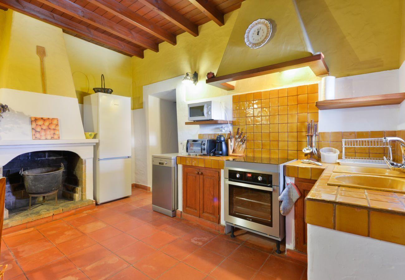 Villa à Sant Josep de Sa Talaia - Romero I, Villa-Finca 5StarsHome Ibiza