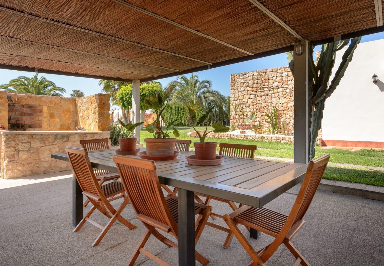 Gîte Rural à San Rafael de Sa Creu/ Sant Rafael de Sa Creu - Can Safres Raco, Finca 5StarsHome Ibiza