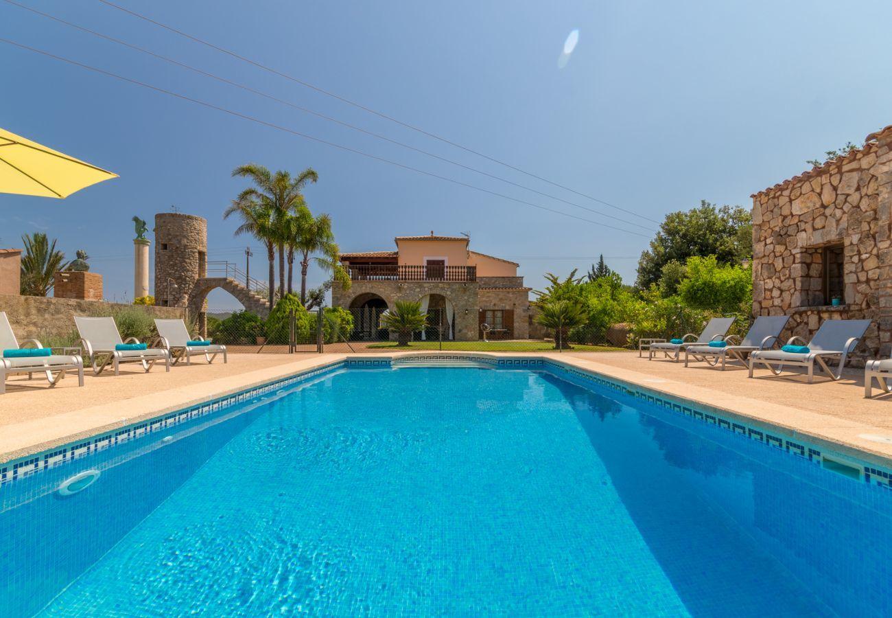 Maison à Arta - Es Voltor Negre, Finca 5StarsHome Mallorca