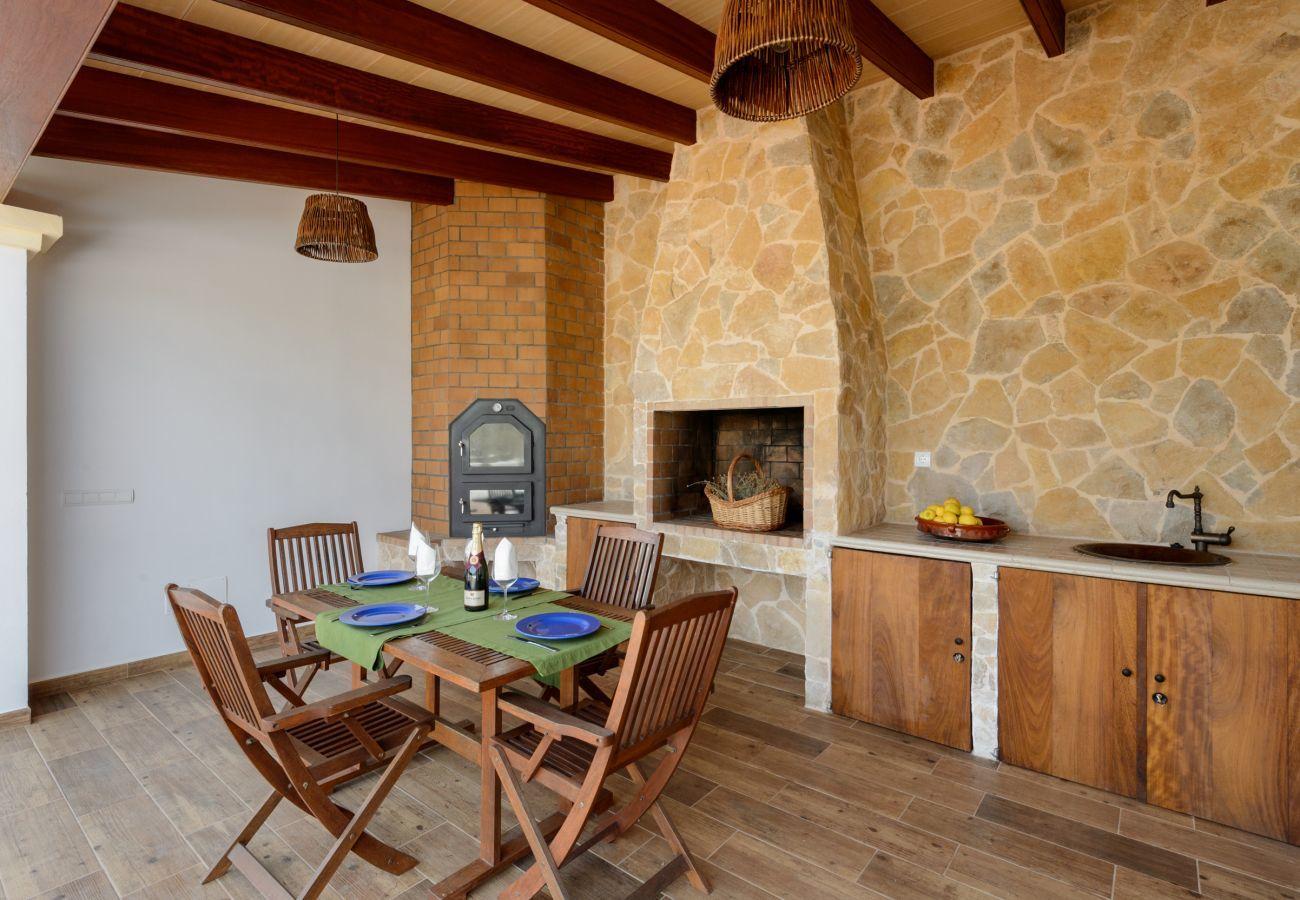Maison à Santa Gertrudis - Duo, Villa-Finca 5StarsHome Ibiza