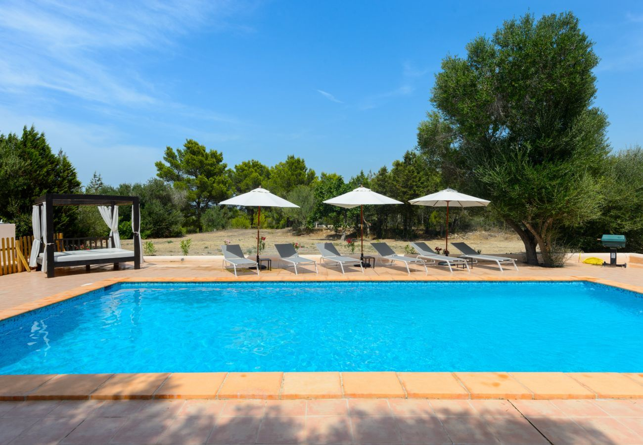 Gîte Rural à San Rafael de Sa Creu/ Sant Rafael de Sa Creu - Can Parra (Can Fumeral), Finca 5StarsHome Ibiza