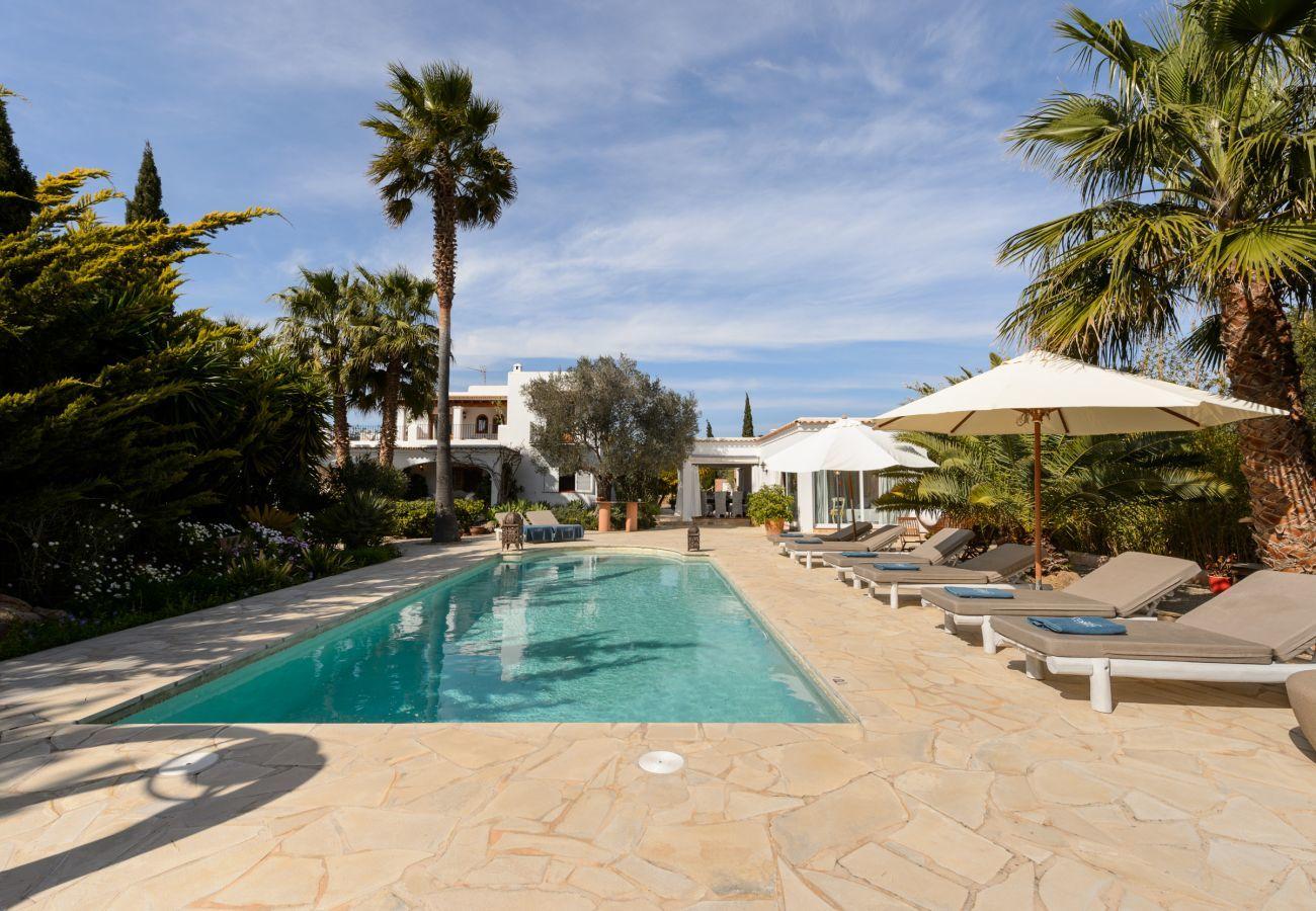 Villa à San Carlos/ Sant Carles de Peralta - Carmen, Villa 5StarsHome Ibiza