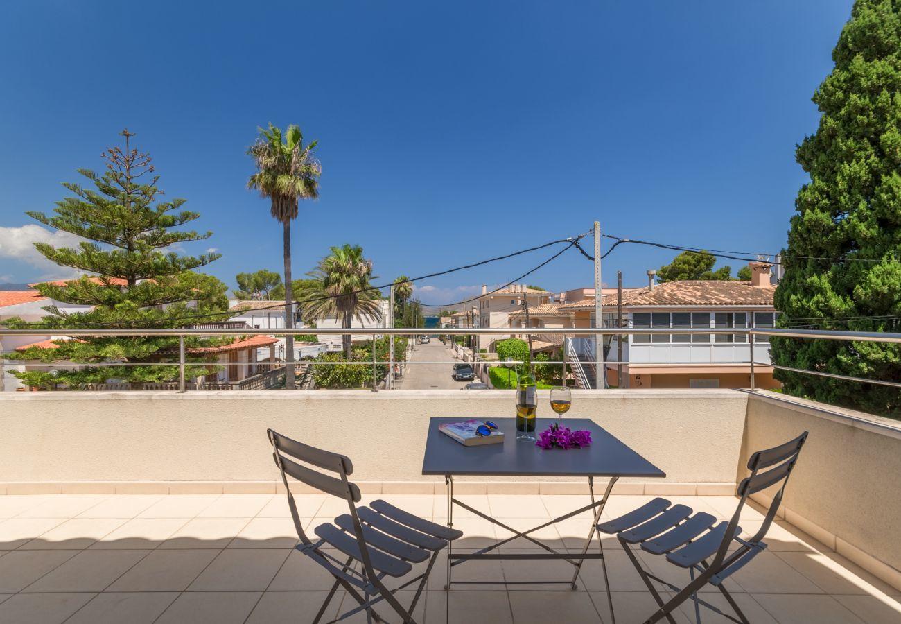 Villa à Alcudia - Brisa de Mar II, Villa 5StarsHome Mallorca