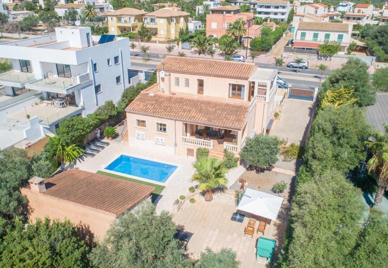 Chalet à Portocolom - Can Fiol Port, Chalet 5StarsHome Mallorca
