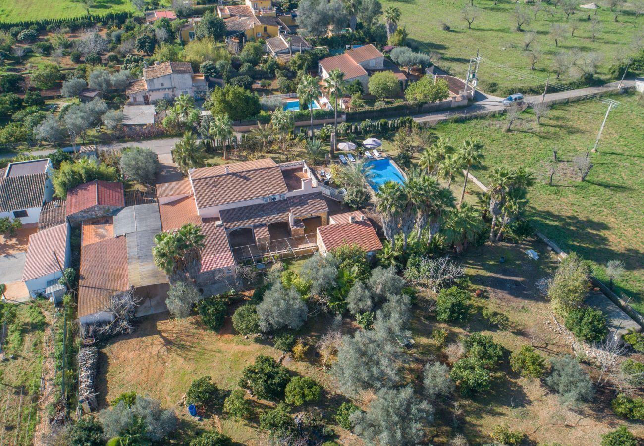 Gîte Rural à Inca - Can Mesquida, Finca 5StarsHome Mallorca