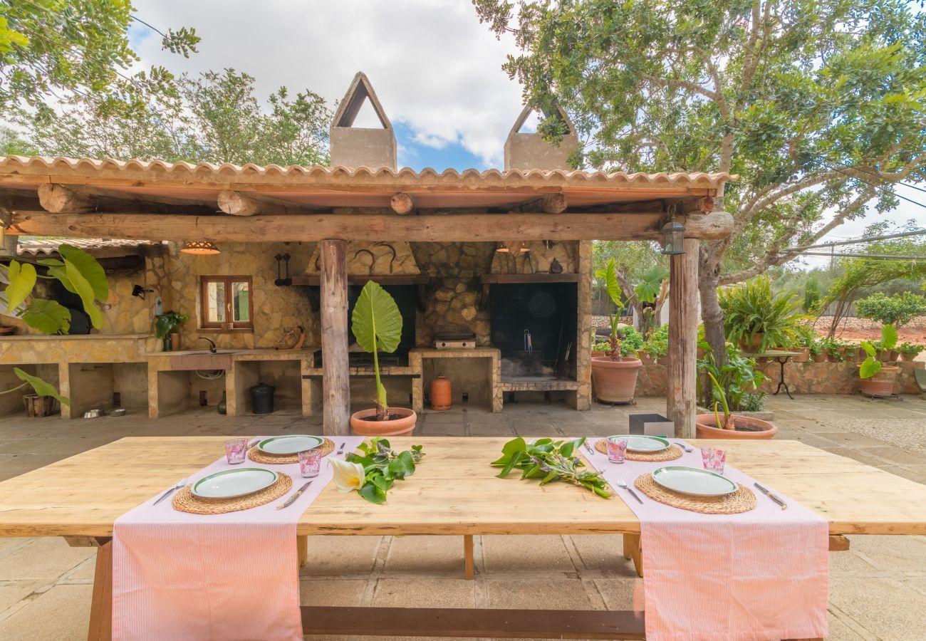 Gîte Rural à Llucmajor - Can Rosillo, Finca 5StarsHome Mallorca