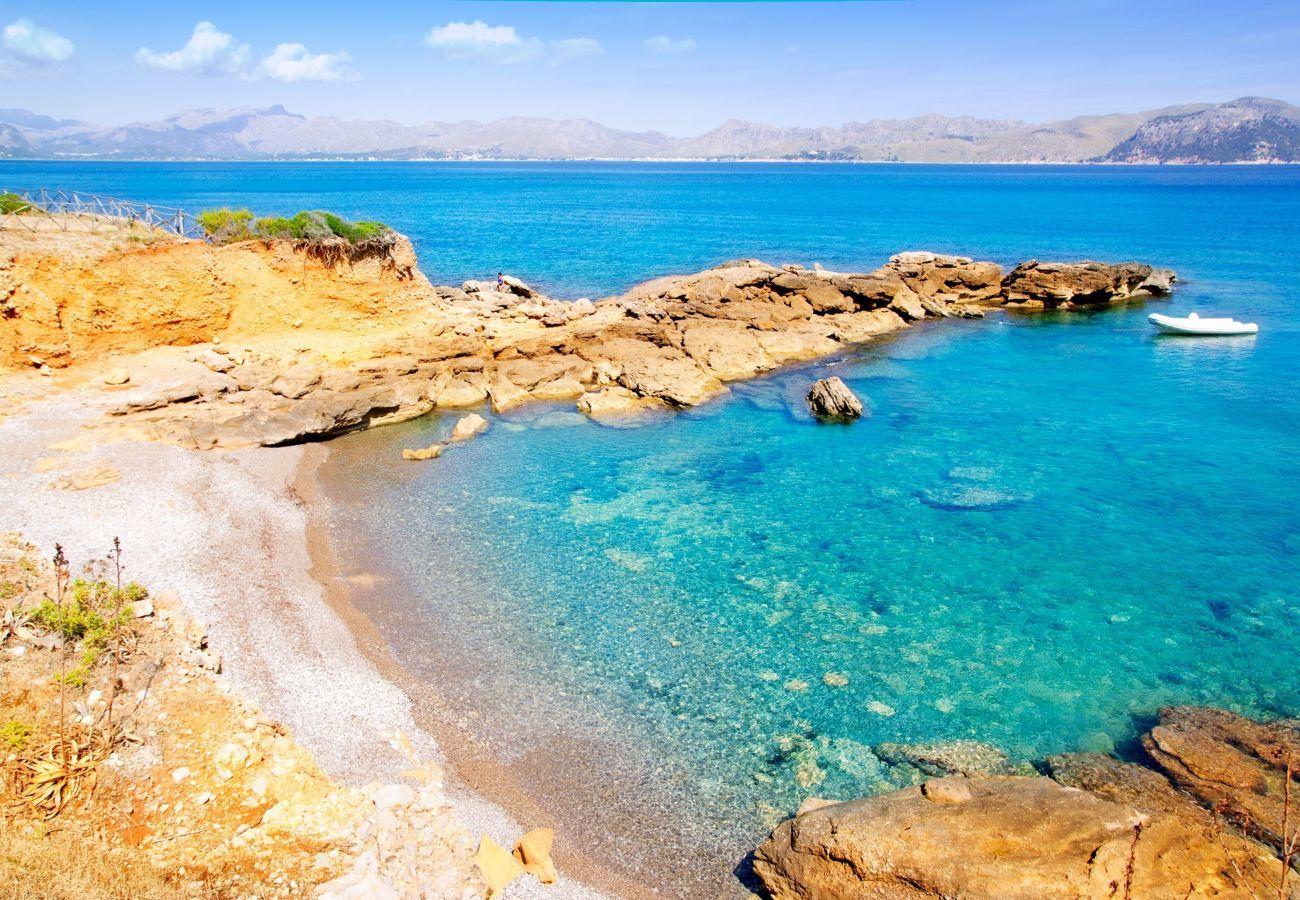 Chalet à Alcudia - Can Cuart, Villa-Chalet 5StarsHome Mallorca