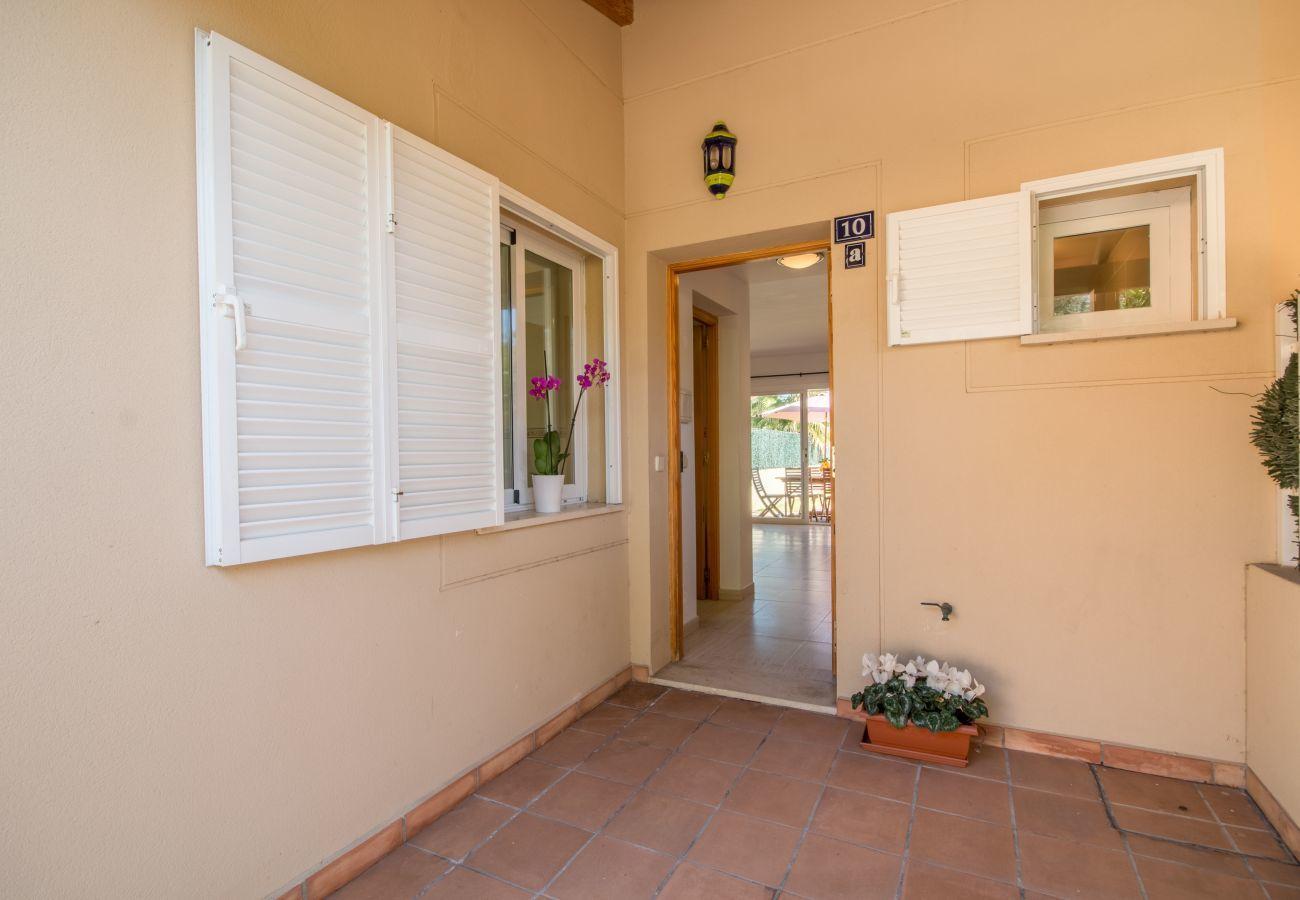 Maison mitoyenne à Port d´Alcudia - Anai Bellevue, Terraced House Mallorca