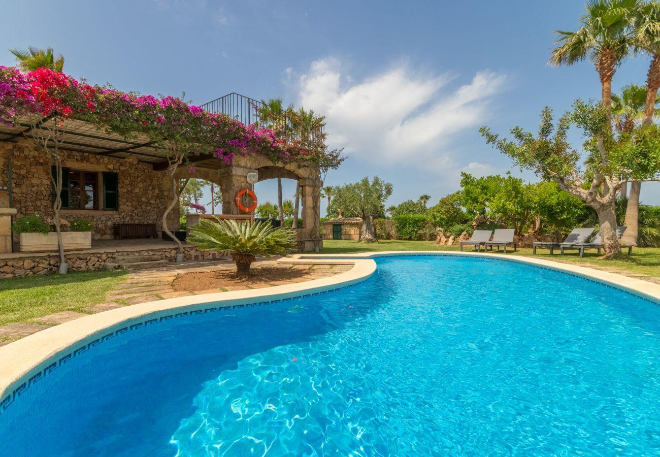Gîte Rural à Santa Margalida - Can Miquel Camp, Finca 5StarsHome Mallorca