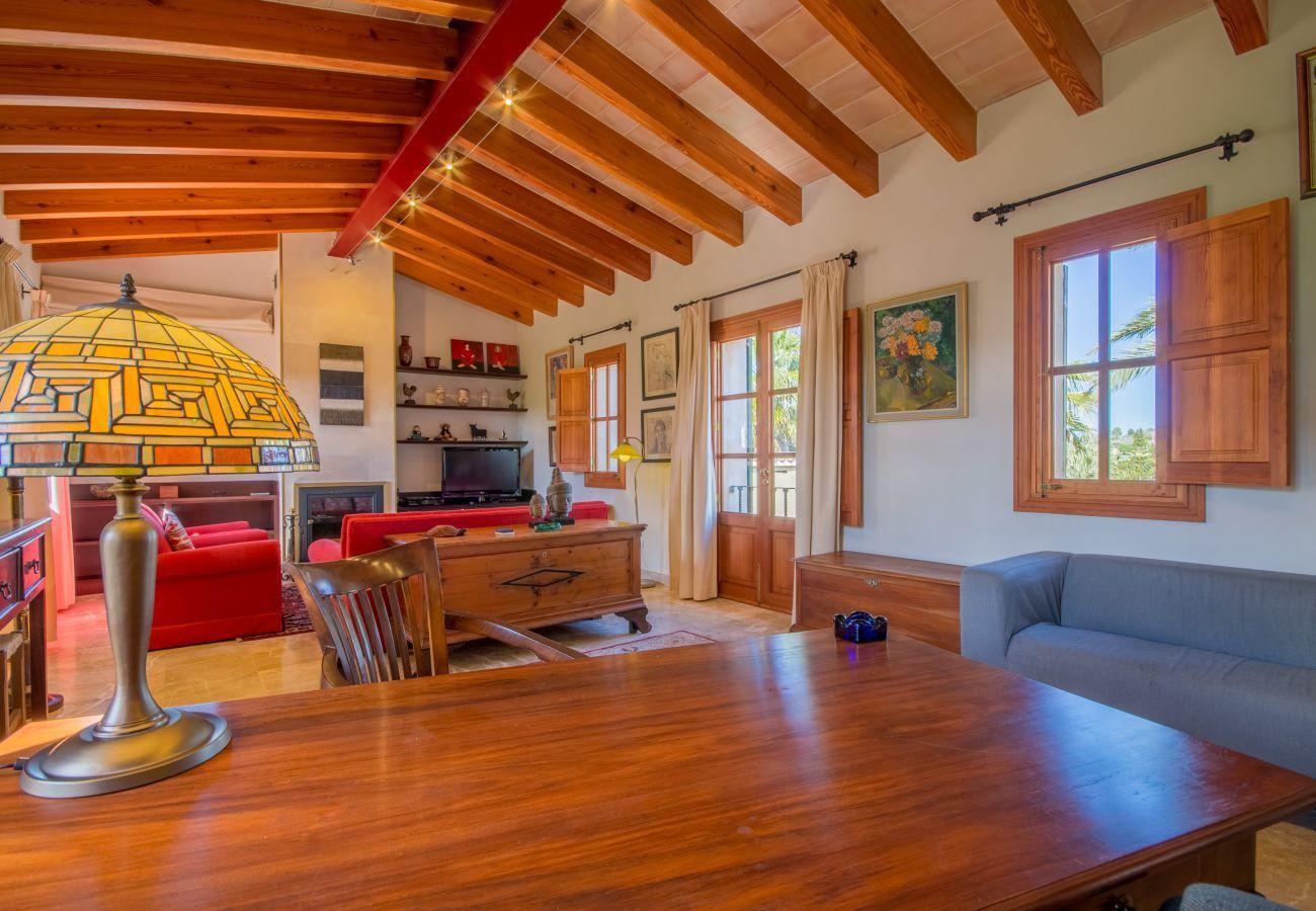 Gîte Rural à Santa Margalida - Finca Es Mal Pas, Santa Margarita 5StarsHome