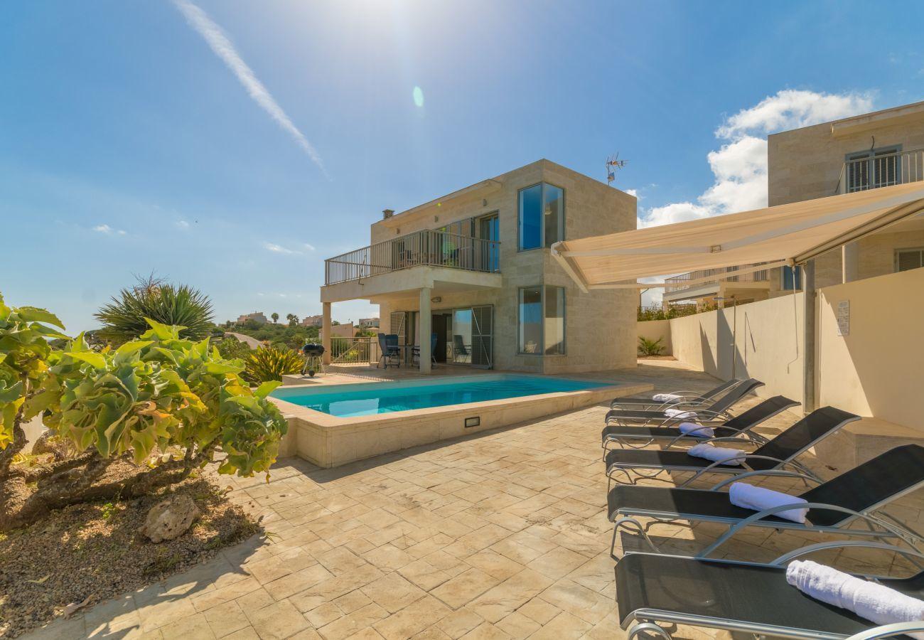 Villa à Cala Murada - Vista Mar Azul, Villa 5StarsHome Mallorca