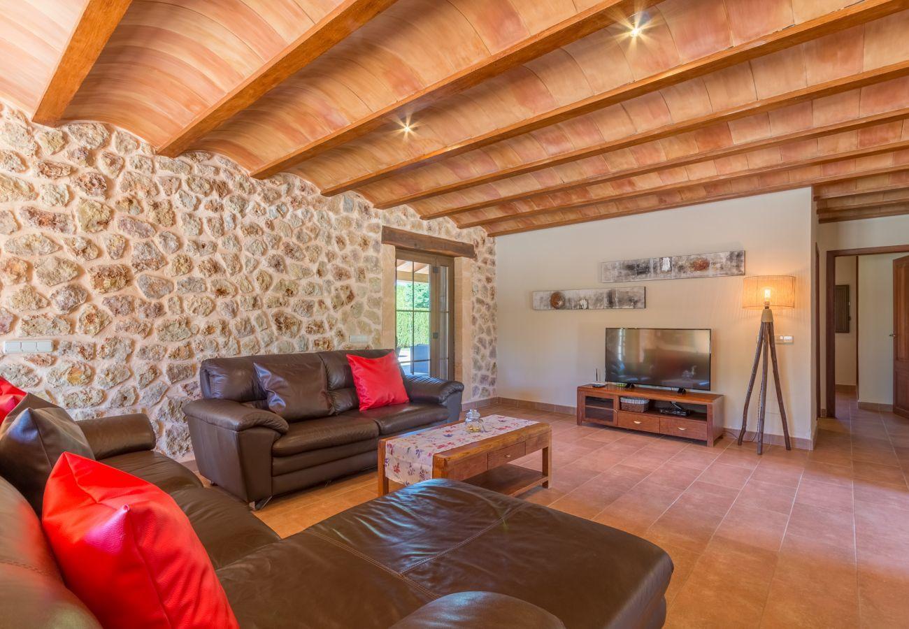 Gîte Rural à Inca - Call Vermell, Casa 5StarsHome