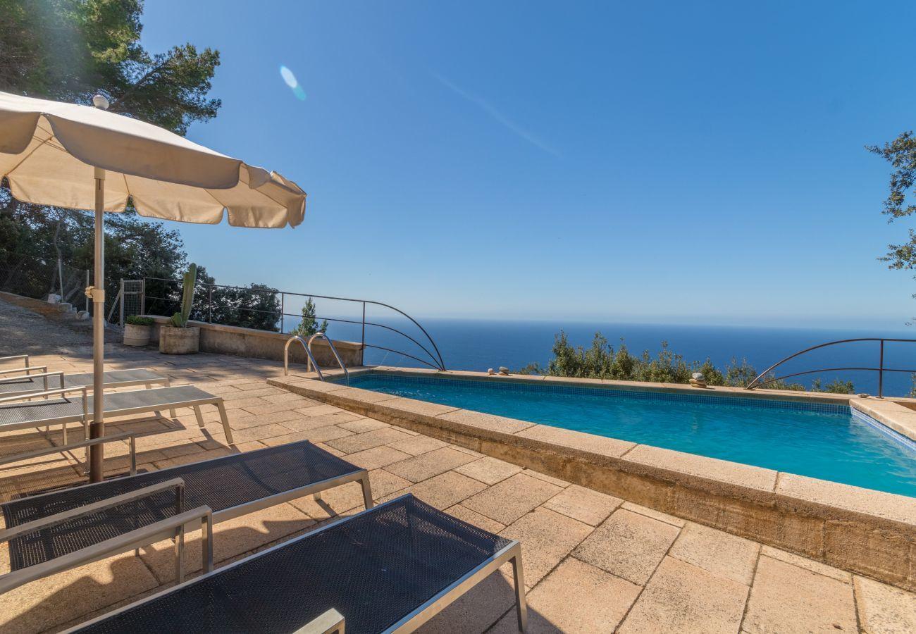 Gîte Rural à Valldemossa - Son Galceran Petit, Finca 5StarsHome Mallorca