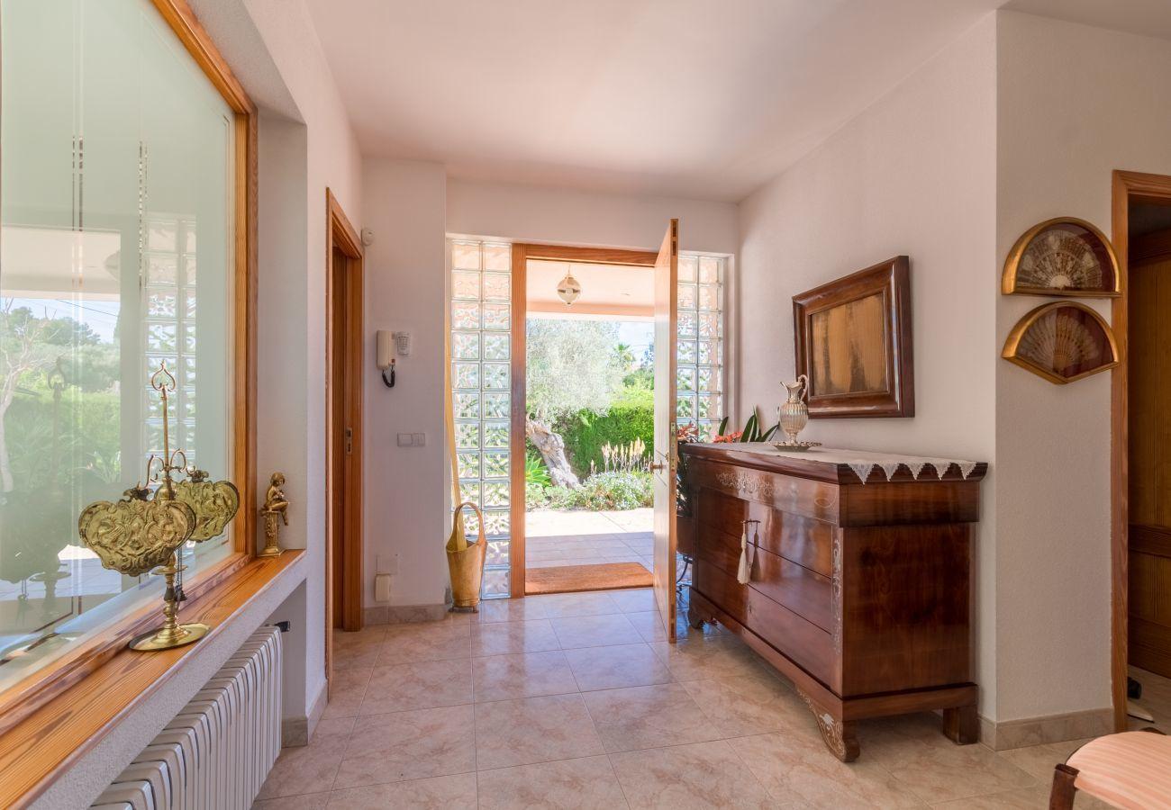 Chalet à Sa Cabaneta - Vista Mar y Tierra, Villa 5StarsHome Mallorca