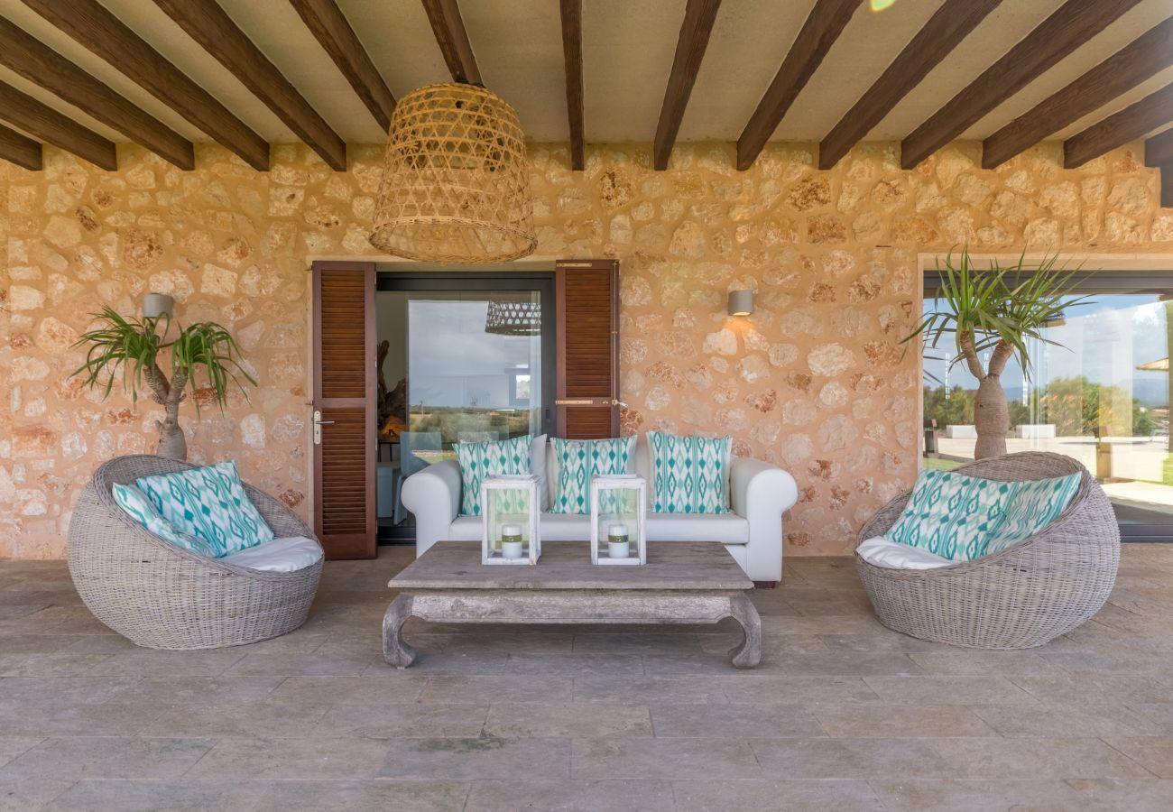 Gîte Rural à Campos - Flor de Sal a Sa Canoveta, Finca 5StarsHome