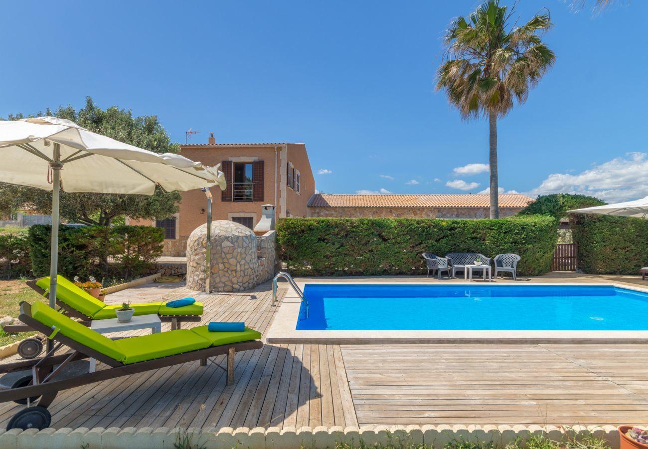 Gîte Rural à Colonia de Sant Pere - Corb Mari Sea & Beach House, Finca 5StarsHome Mall