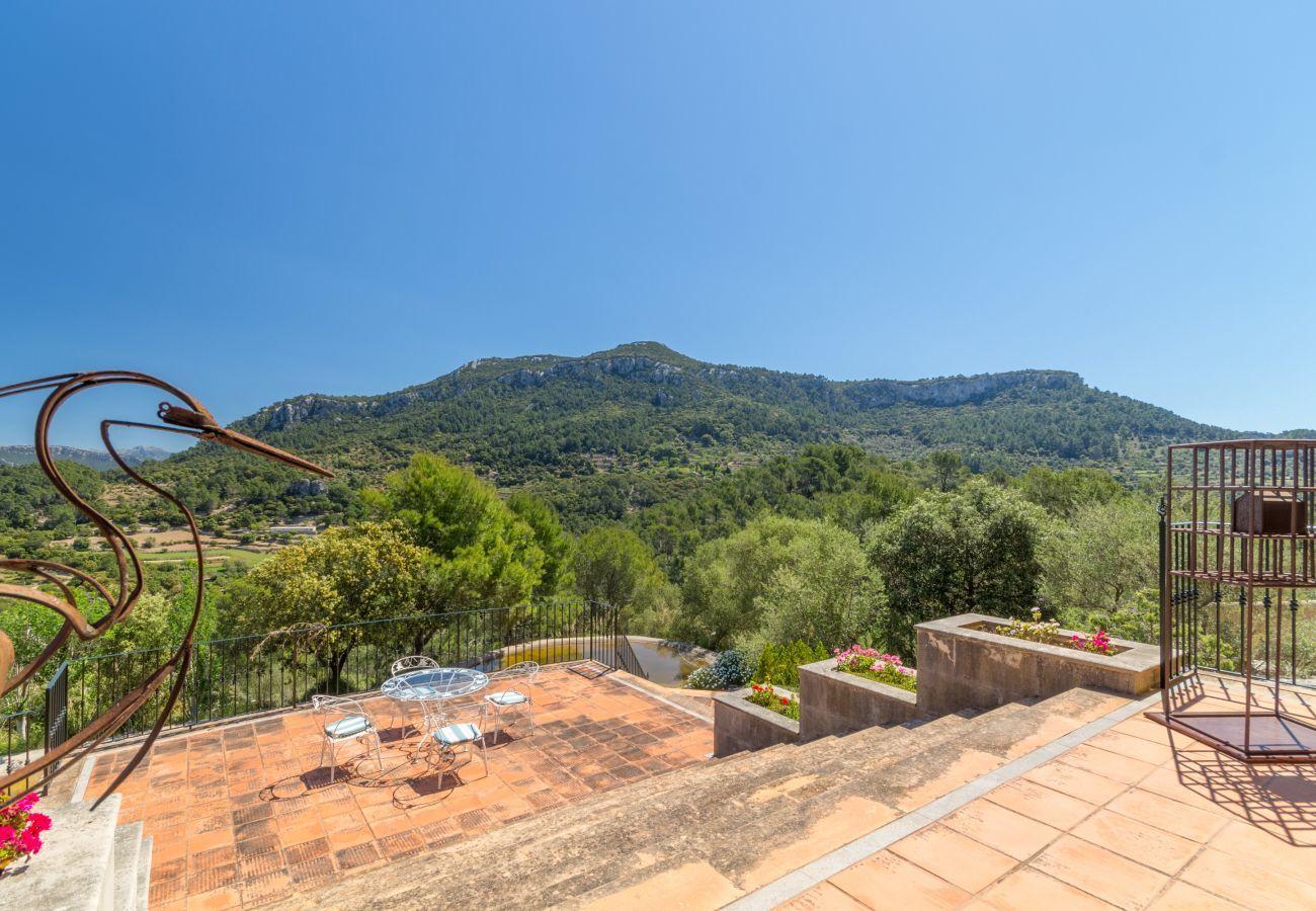 Villa à Puigpunyent - Vista Rey Sa Comuna, Finca 5StarsHome Mallorca