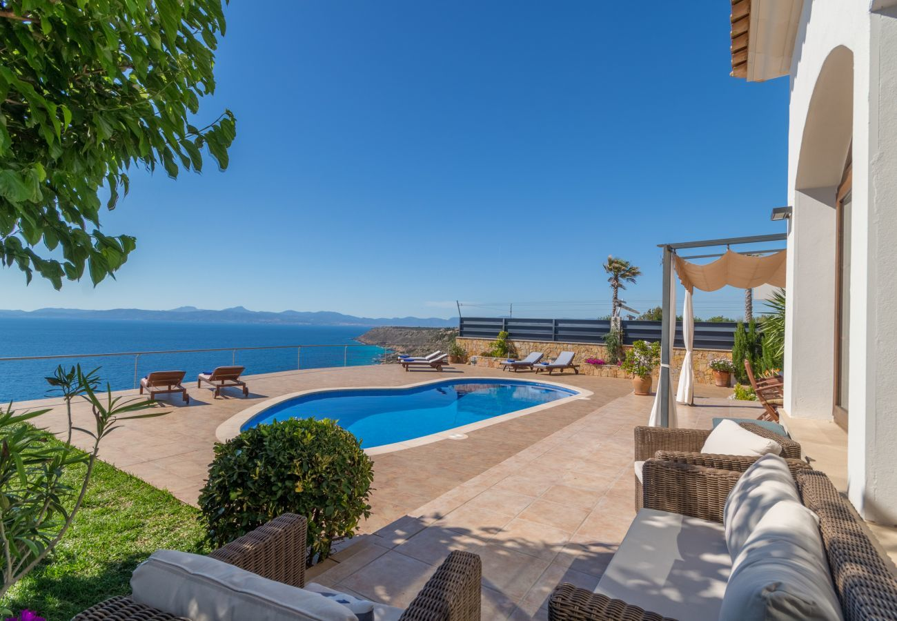 Villa à LLucmajor - Vista Sa Torre Mar, Villa 5StarsHome Mallorca