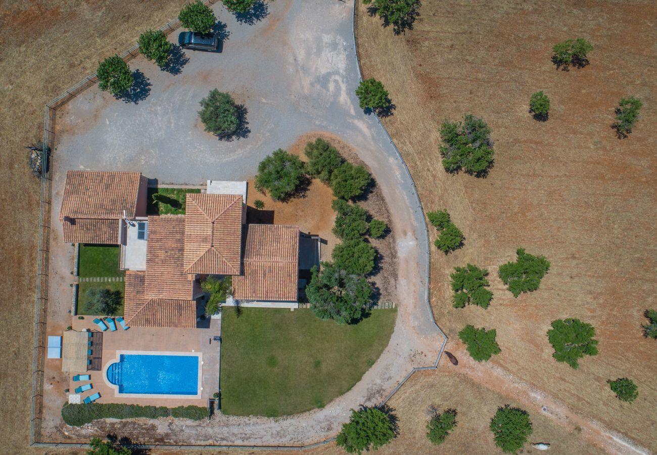 Gîte Rural à Manacor - Finca Rancho Son Gener