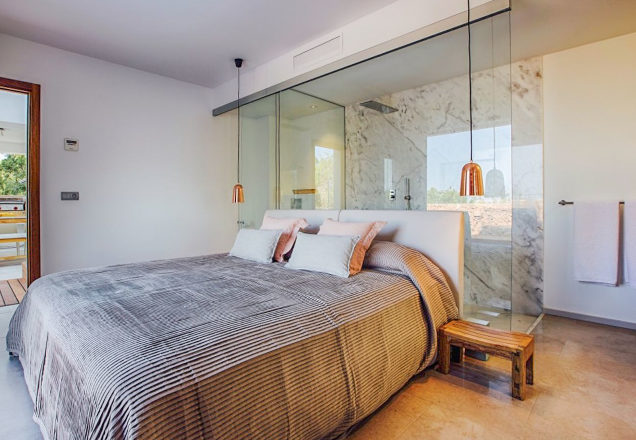 Villa à Sant Antoni de Portmany - Elefant Sea View, Villa 5StarsHome Ibiza