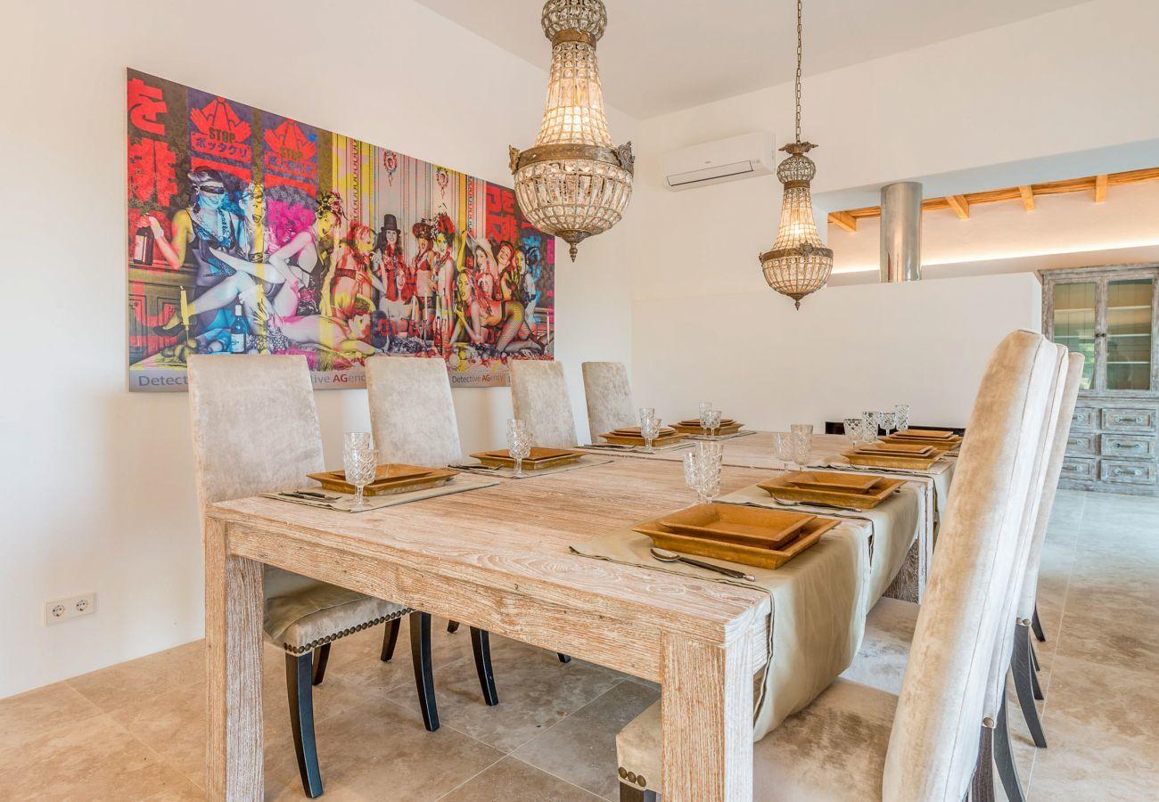Villa à Sant Llorenç de Balafia - La Divina, Villa 5StarsHome Ibiza