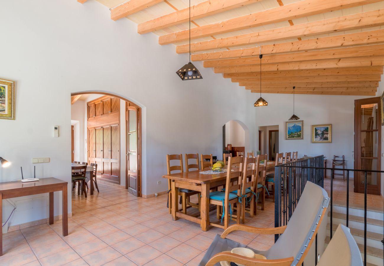 Gîte Rural à Sant Joan - Vista Sa Tanca, House 5StarsHome Mallorca
