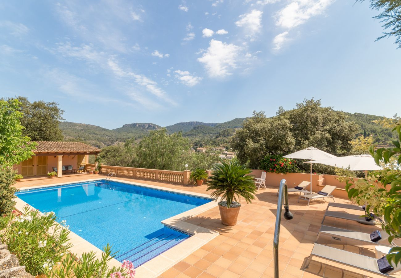Gîte Rural à Esporlas - Aire Can Pieres, Finca 5StarsHome Mallorca