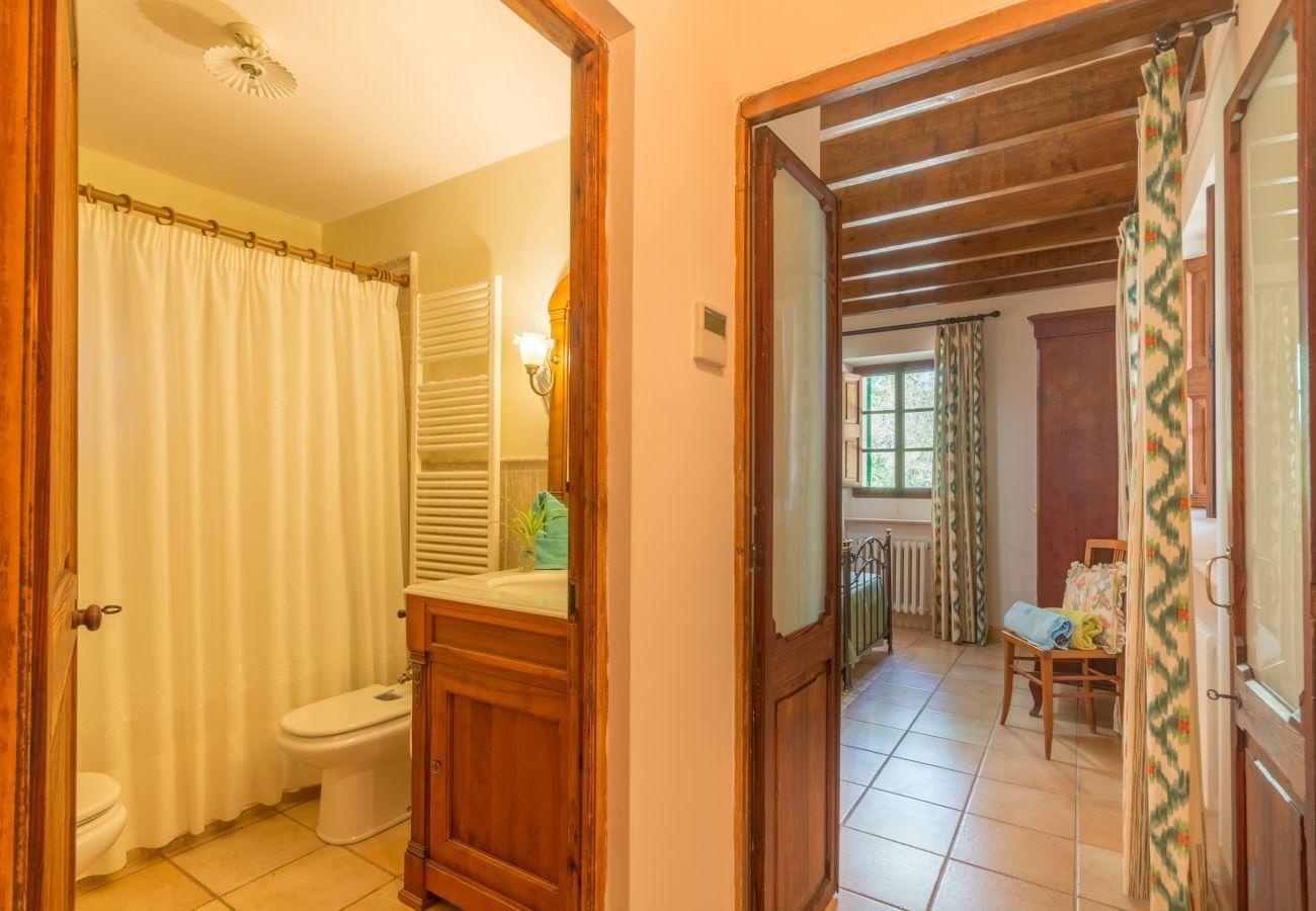 Gîte Rural à Sineu - Sineu Fangar, Finca Mallorca 5StarsHome