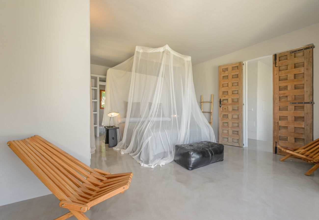 Villa à San Rafael de Sa Creu/ Sant Rafael de Sa Creu - Natural Pau, Villa 5StarsHome Ibiza